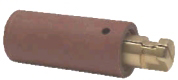 Camlok Connector - Male Fiber Shell