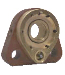 Gas Adaptor Foot - use with ferrule