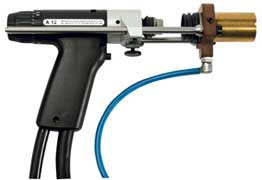 Stud Welding Gun - A 12 with shielding gas leg assembly PSS-2