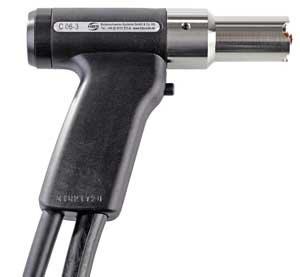 Stud Welding Gun - C 06-3 with Centering Tube PPR-2