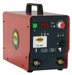 Capacitor Discharge (CD) Stud Welder - CD-440
