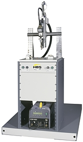CNC Automated Bench Stud Welder