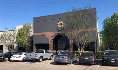 Sunbelt Stud Welding Headquarters, Houston, Texas